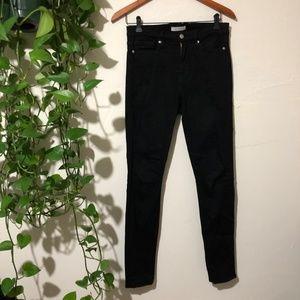 Good American Good Legs Skinny Black 001 Size 6/28